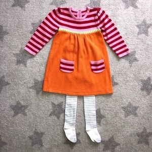 🎉HOST PICK!!🎉🎀GYMBOREE knitted toddler dress 2T